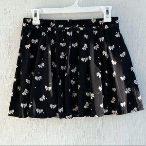 Forever 21 | Bow Mini Skirt